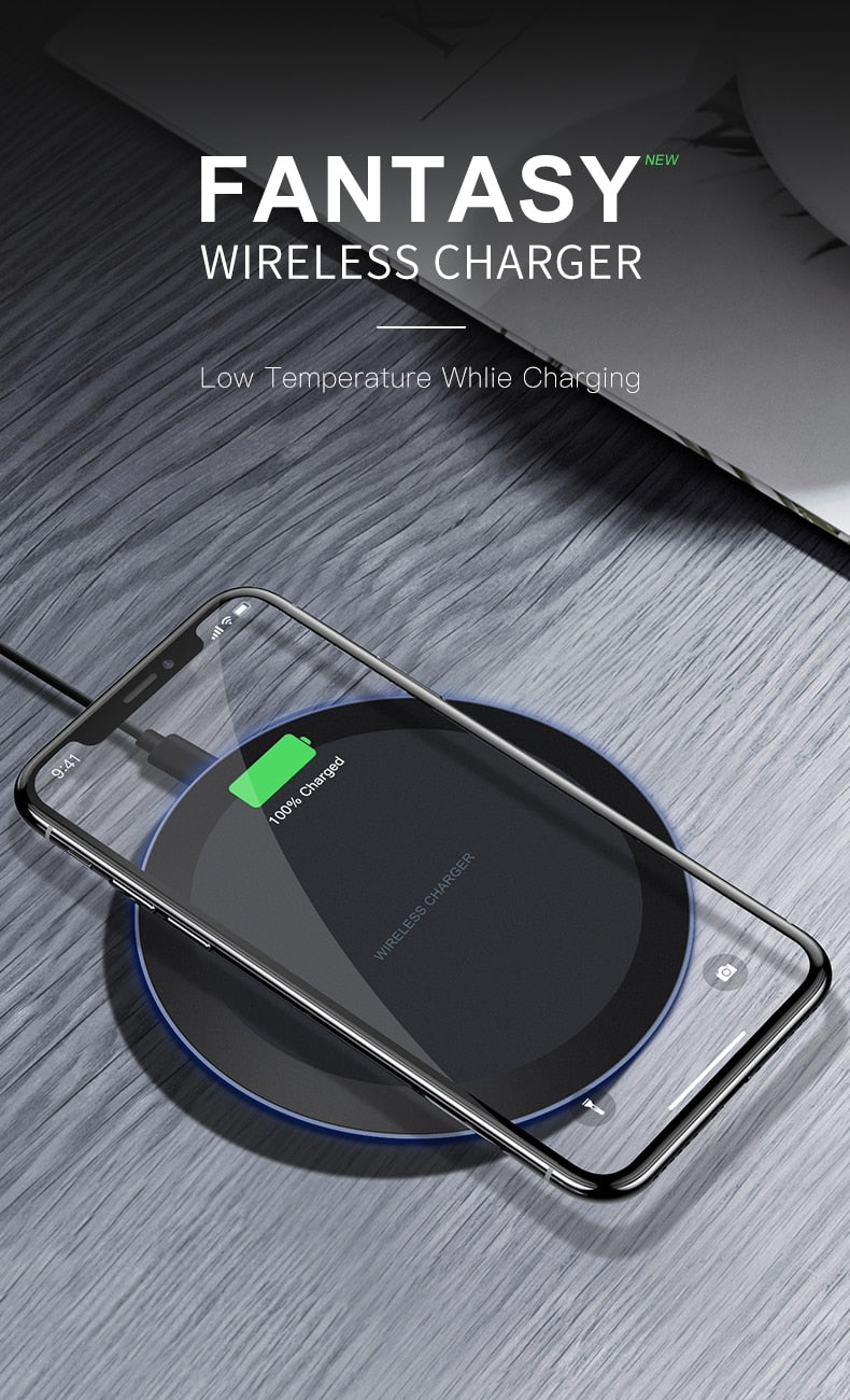 Phone Wireless Charger - FRANCIIS