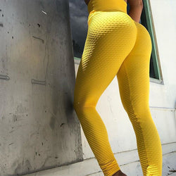 Booty Lifting, Anti-Cellulite Leggings - FRANCIIS