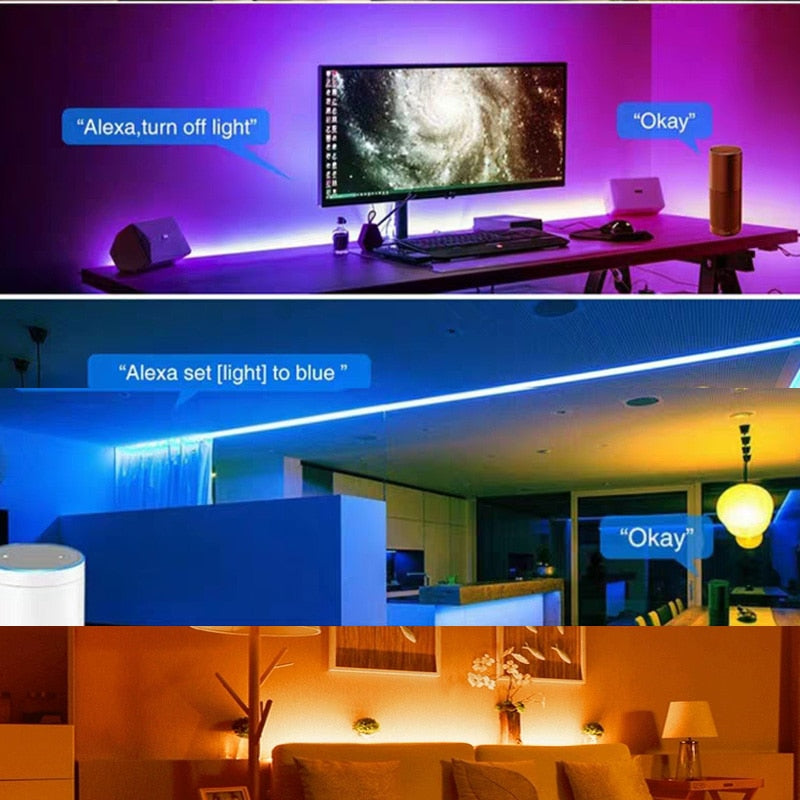 Smart LED Strip Lights - FRANCIIS
