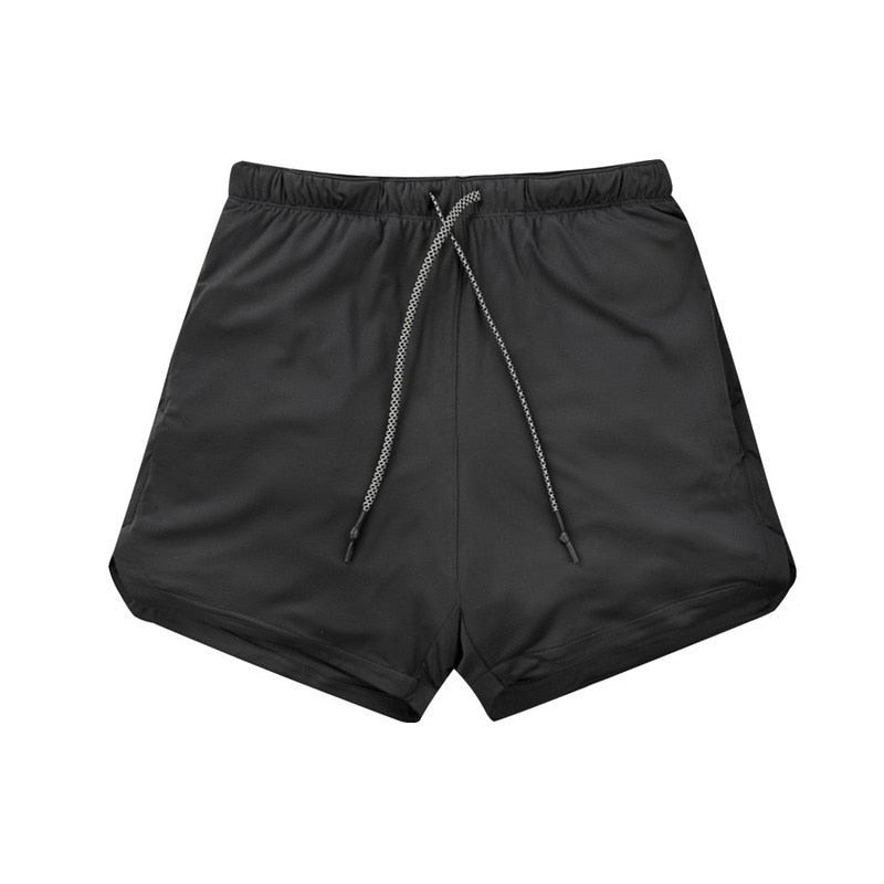 2 in 1 Ultra Workout Shorts - FRANCIIS
