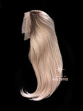 INFLUENCER BLONDE - Rooted Ash Blonde Long Wig