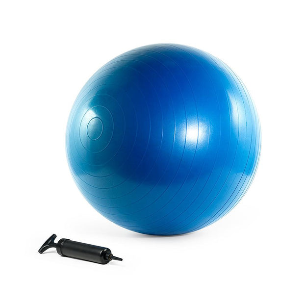 Burst-Resistant Exercise Ball with Pump