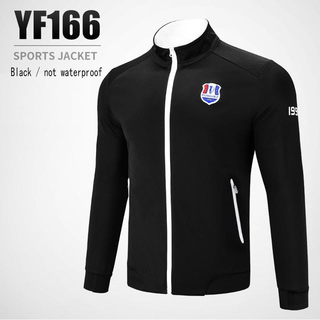 High Quality Long Sleeve Golf Sportswear Jacket