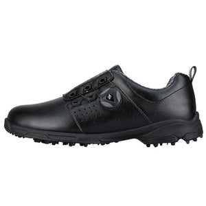 Golf Shoes Men Waterproof outdoor Sneakers Automatic Revolving Spikes