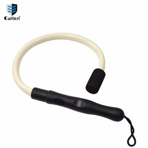 Golf Swing Stick PVC Hole Swing Trainer 87cm Indoor Outdoor Golf Swing Training Aids for Beginner
