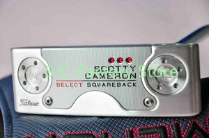 NewPort Scotty Square Back Cameron SELECT Square back for Tour Putter