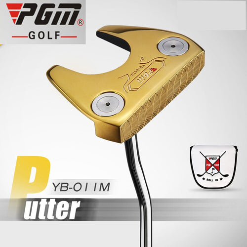Golf Clubs CNC Integration Stainless Steel Shaft Golfing Training Equipment Unisex Golf Putter