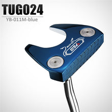 Load image into Gallery viewer, Golf Clubs CNC Integration Stainless Steel Shaft Golfing Training Equipment Unisex Golf Putter