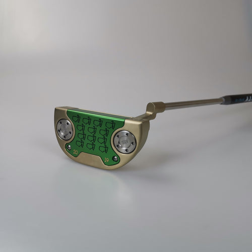 Golf clubs golf putter 2019 Green Map putter 32-36 inch High Quality with head cover free shipping