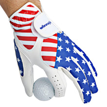 Load image into Gallery viewer, Golf gloves  Men's Left Hand Soft Breathable Golf Gloves Pure Sheepskin Golf Gloves free shipping