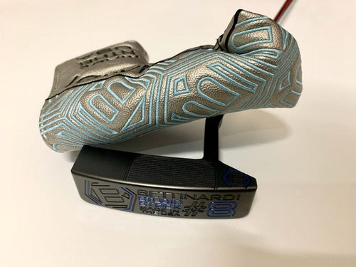 Bettinardi Studio Stock 8 | Unisex Golf Putter | 33, 34, 35 Inch | Steel Shaft
