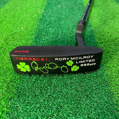 RORY MCILROY 989pcs Golf Putter Golf Clubs With Steel Shaft HeadCover