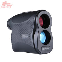 Load image into Gallery viewer, 600M Laser Range Finder Distance Speed Height Angle Overall Measurement Optical Hunting Golf Outdoor Laser Rangefinder Telescope
