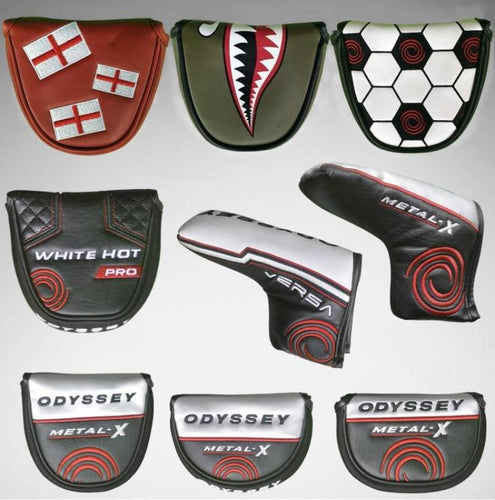 Golf Putter Cover Custom Mallet