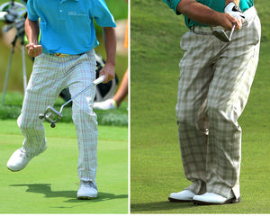 Soft Golf Trousers For Fat Men
