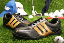 Load image into Gallery viewer, Breathable Rubber Golf Shoes