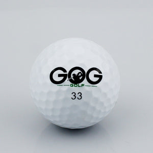 Rubber Three Layers Golf Ball
