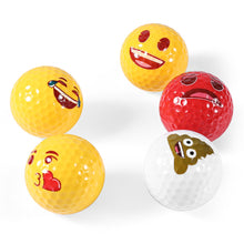Load image into Gallery viewer, Emoji Funny Cute Golf Ball