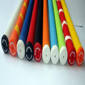 Rubber Grip Golf Club