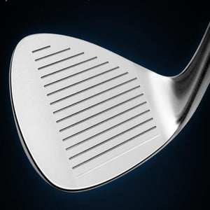 Face Groove Golf Wedge Club