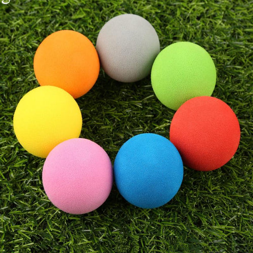Soft Sponge Golf Monochrome Balls
