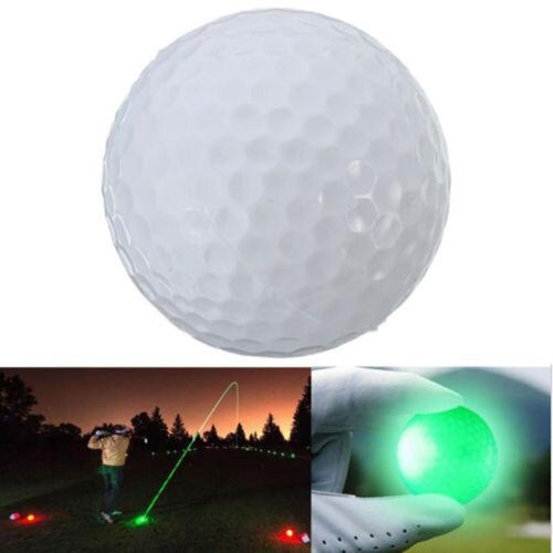 Flashing Glowing Golf Balls