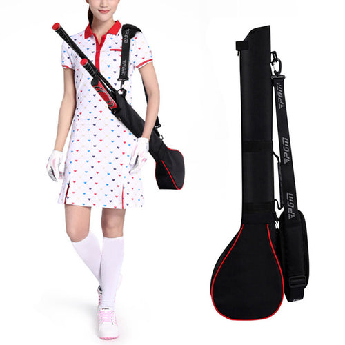 Portable Outdoor Golf Bag Packed