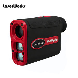 Golf Hunting Laser Range Finder Waterproof with inner Night Visible Readings