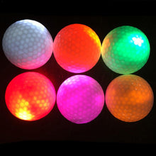 Load image into Gallery viewer, Night Light Glowing Fluorescence Golf Balls