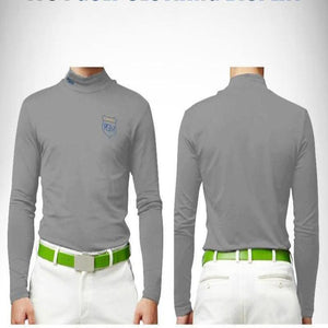 Warm Autumn Winter Golf Shirts