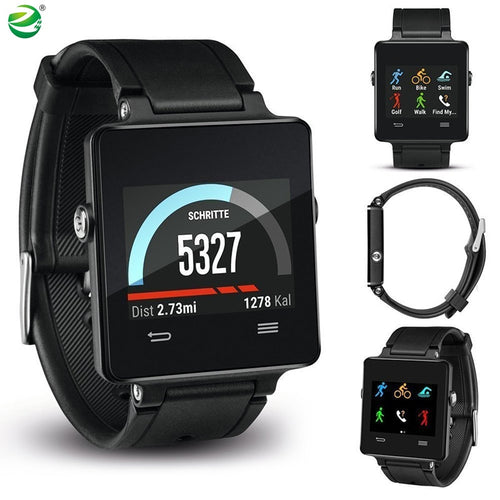 ZycBeautiful for Garmin vivoactive Run Swimming Golf Riding GPS Smart Watch