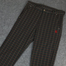 Load image into Gallery viewer, Winter Plaid Outdoor Sport Golf Pants