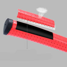 Load image into Gallery viewer, Pure Handmade Red Midsize Golf Grip