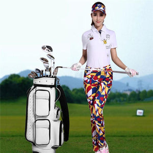 Sport Golf Printing Long Pants