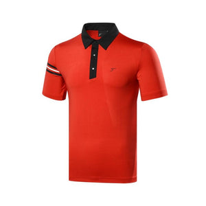 Men golf shirt Summer Short sleeve T-Shirts