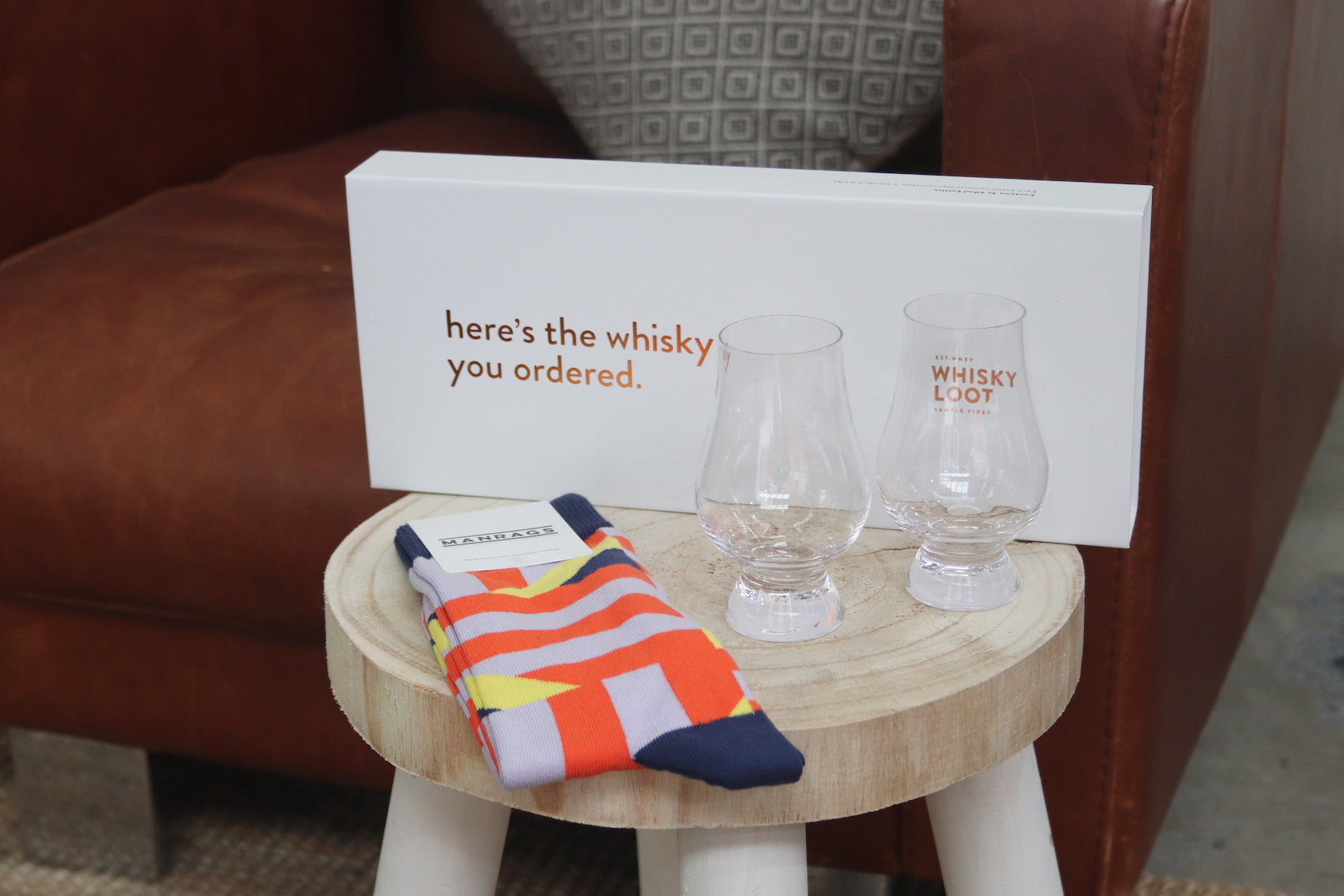 Whisky Themed Gifts for Father's Day 2019