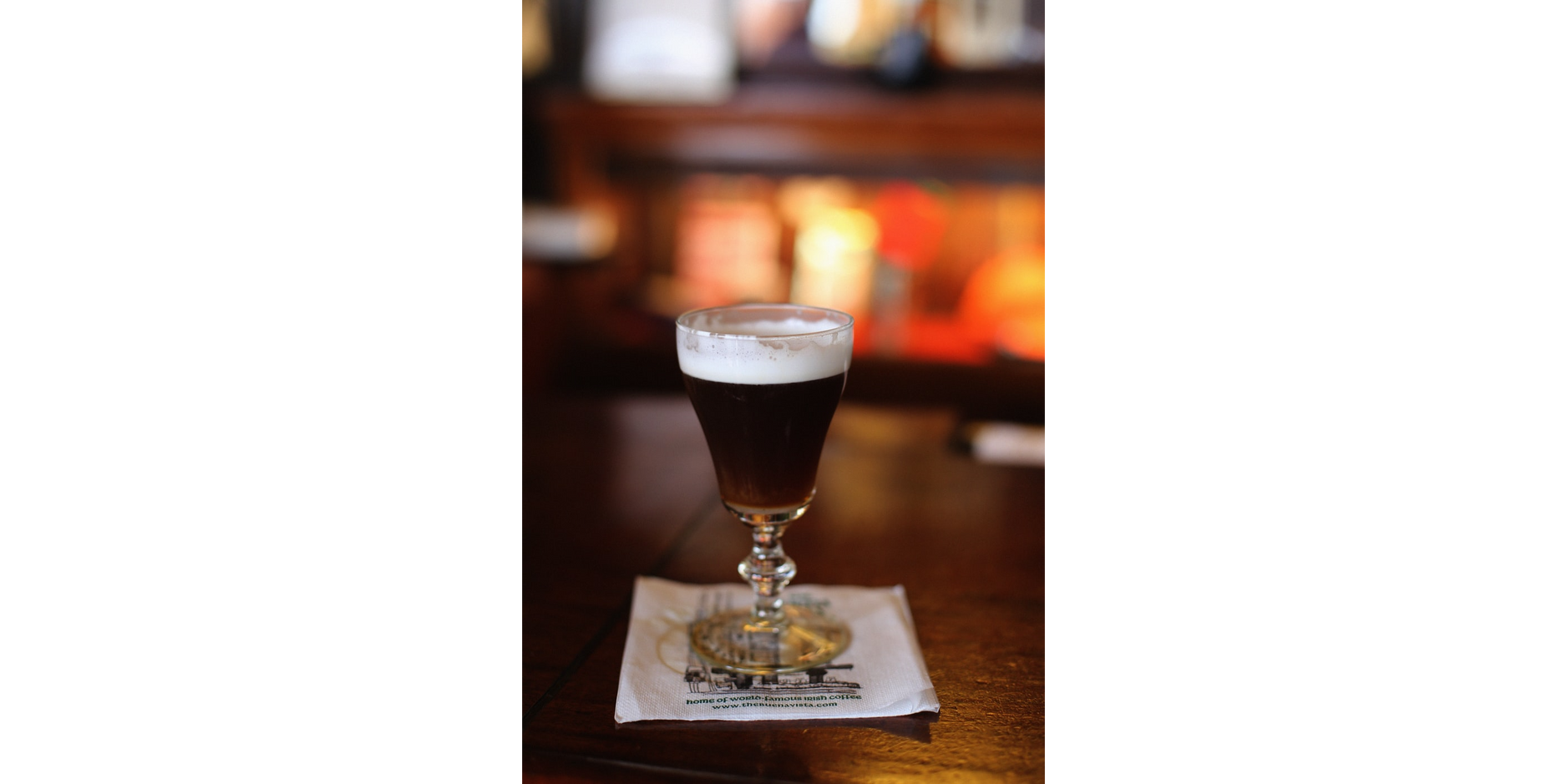 How to Make the Perfect Irish Coffee This St. Patrick's Day!