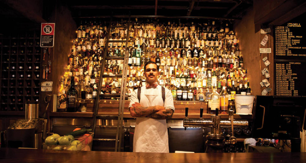 Top 20 Whisky Bars in Sydney