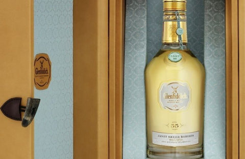 Glenfiddich Janet Sheed Roberts Reserve 1955 – $94,000