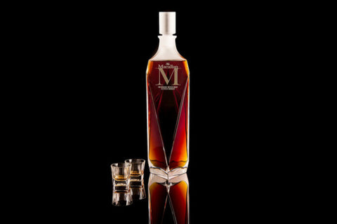 Macallan M becomes world's most expensive whisky