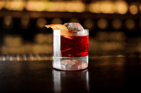 Whisky Loot Boulevardier Cocktail