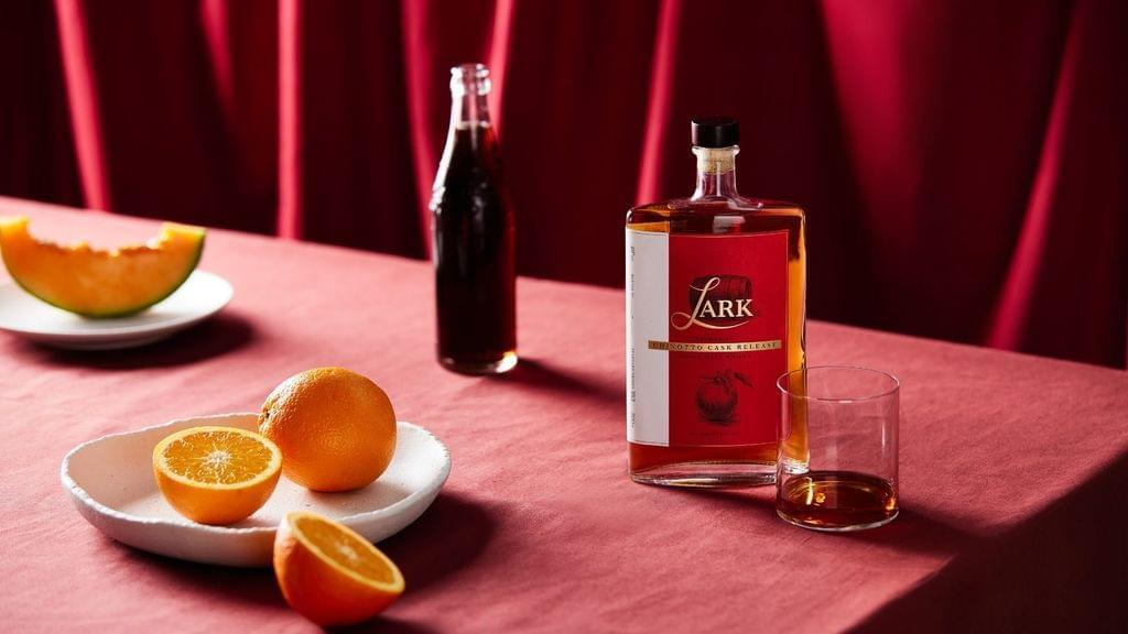 Image of Lark Chinotto Cask With Sliced Citrus