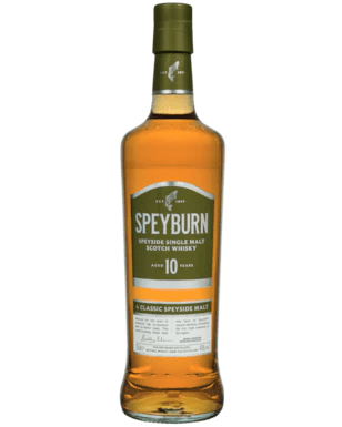 Speyburn 10 Year Old Single Malt Scotch Whisky (700ML)