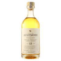 Aultmore 12 Year Old Single Malt Scotch Whisky (700mL)