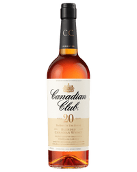 Canadian Club 20 Year Old Blended Canadian Whisky (750ml)