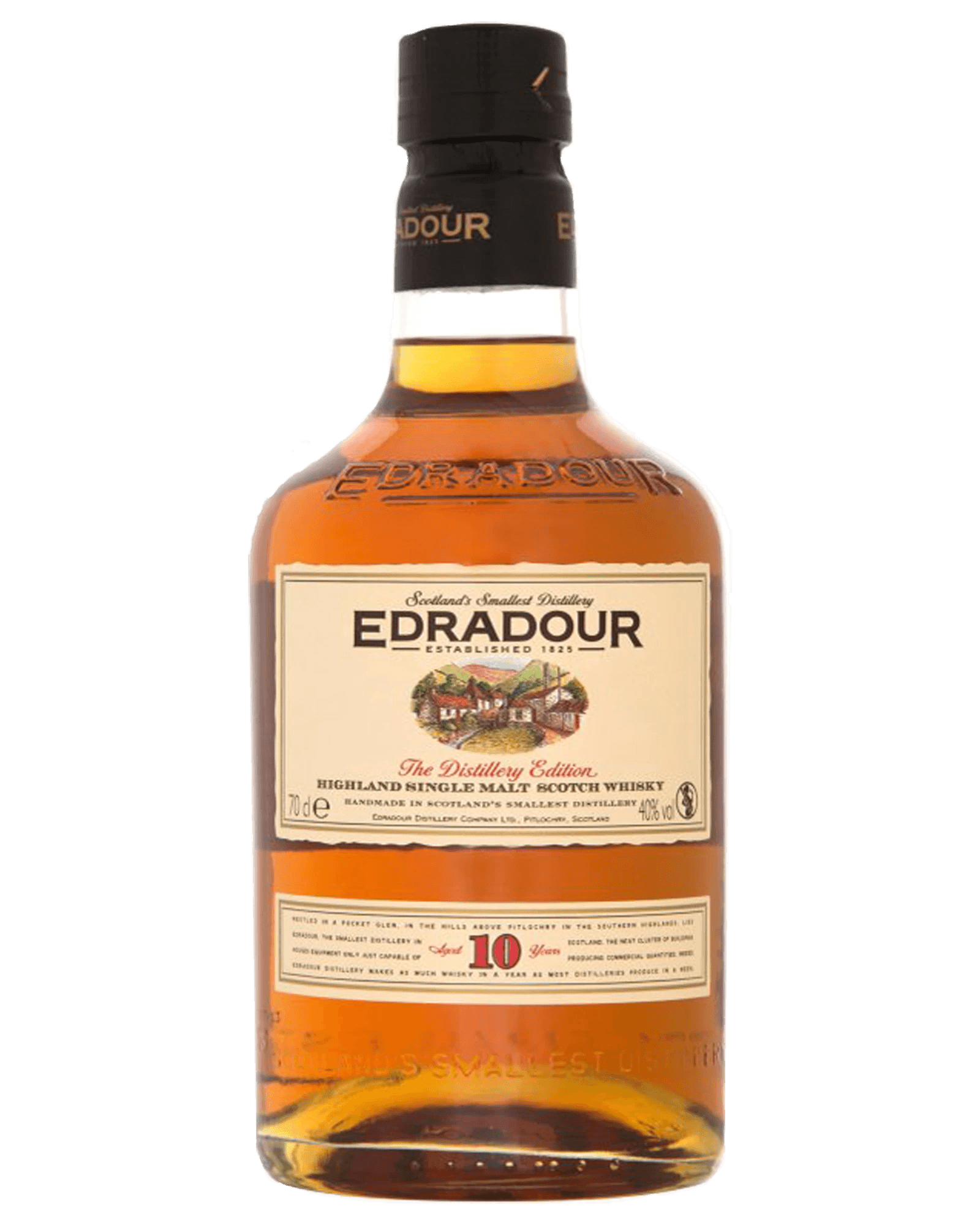Edradour The Distillery Edition 10 Year Old Single Malt Scotch Whisky (700ml)