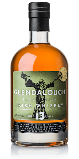 Glendalough 13 Year Old Single Malt Irish Whiskey (700ml)