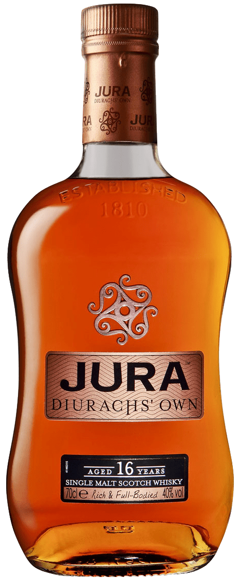 Isle of Jura Diurach's Own 16 Year Old Single Malt Scotch Whisky (700ml)