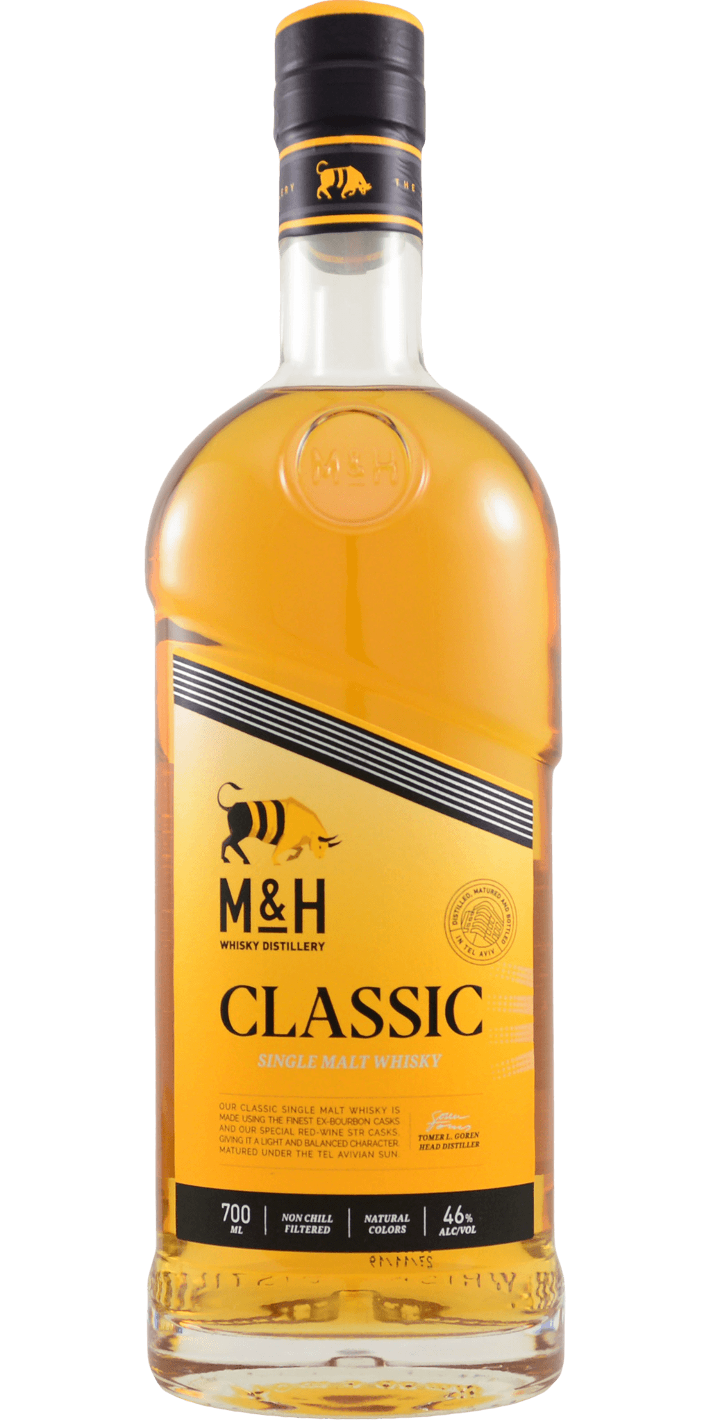 Milk & Honey Classic Single Malt Whisky (700 mL)