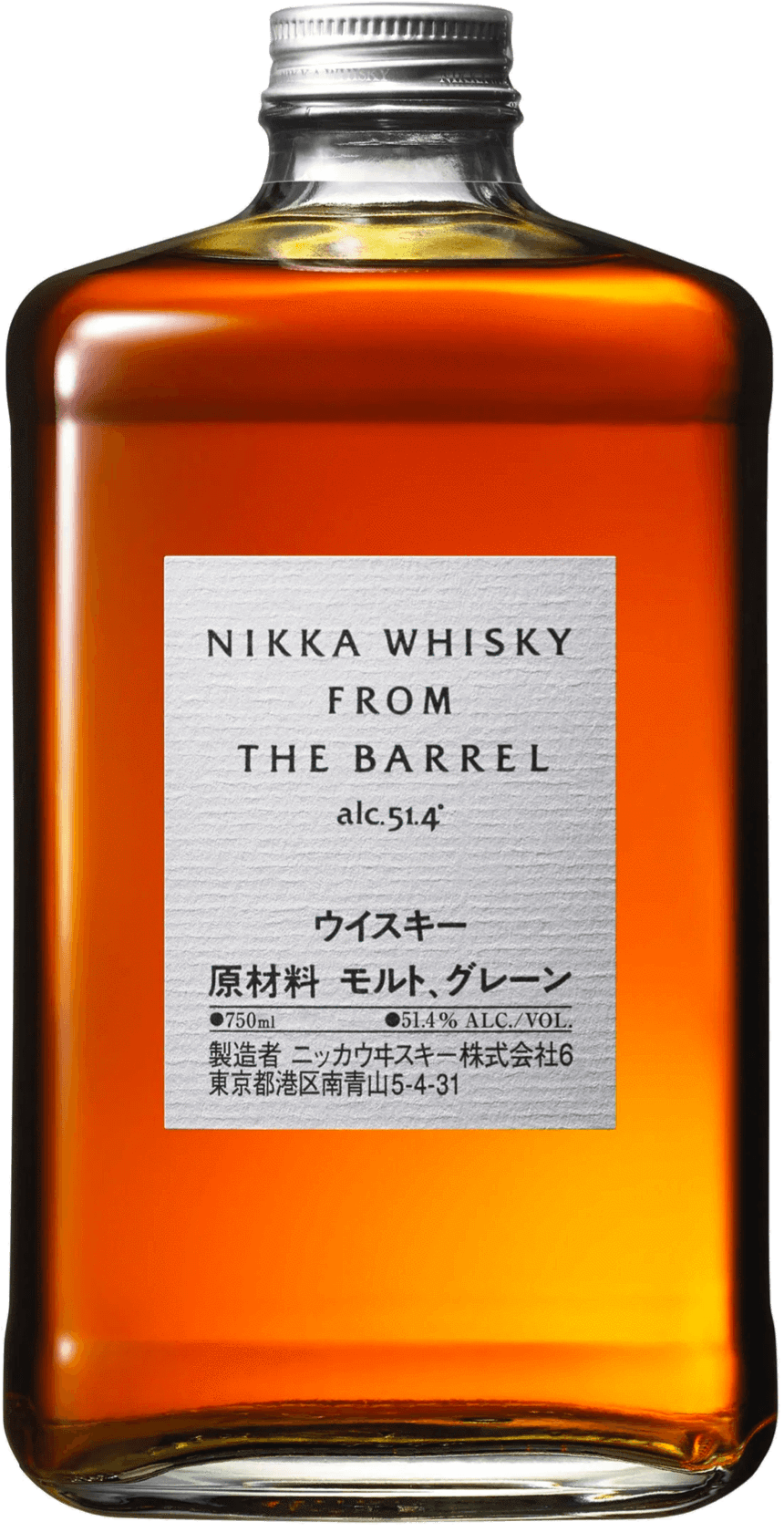 Nikka From The Barrel (700mL)